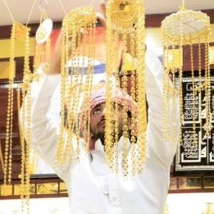 UAE gold prices fall further on strong dollar